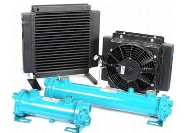 Топлообменници (с въздушно охлаждане ВОДА)